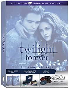 Twilight Forever: The Complete Saga [DVD + Digital]
