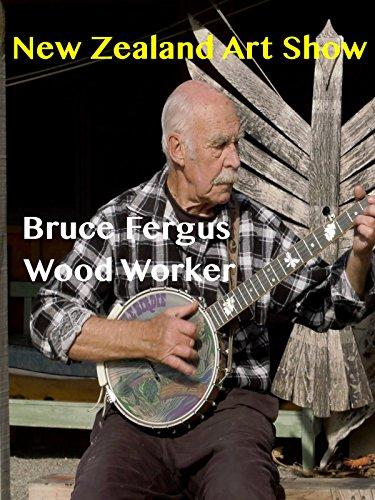 New Zealand Art Show : Bruce Fergus (Epiphone Artist)