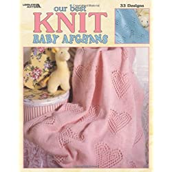 Our Best Knit Baby Afghans-33 Fun-to-Knit Designs Fashioned in Soft Pastels