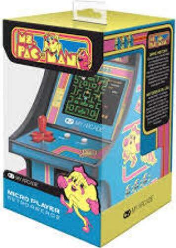 Mini Retro Arcade Game Mrs Pac-Man My Arcade: Amazon.es ...