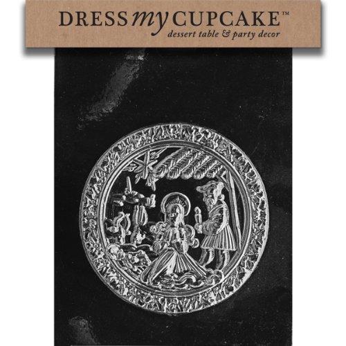 Dress My Cupcake DMCC163 Chocolate