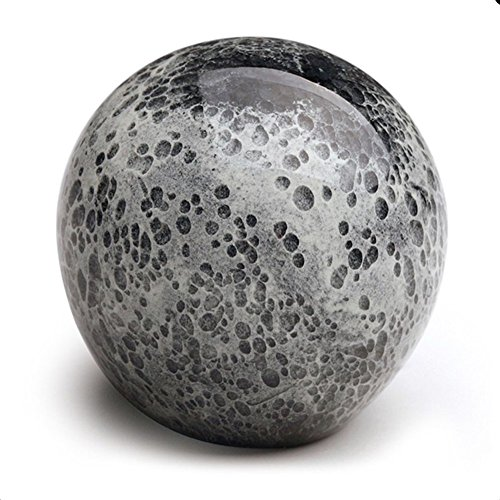 (Dynasty Gallery, Glass Planet Paperweight Moon Glow in Dark)