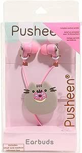 Pusheen The Cat! Donut Earbuds