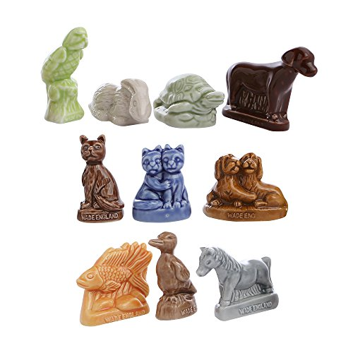 Complete Pet Shop Figurine Collection (Wade England Red Rose Tea)