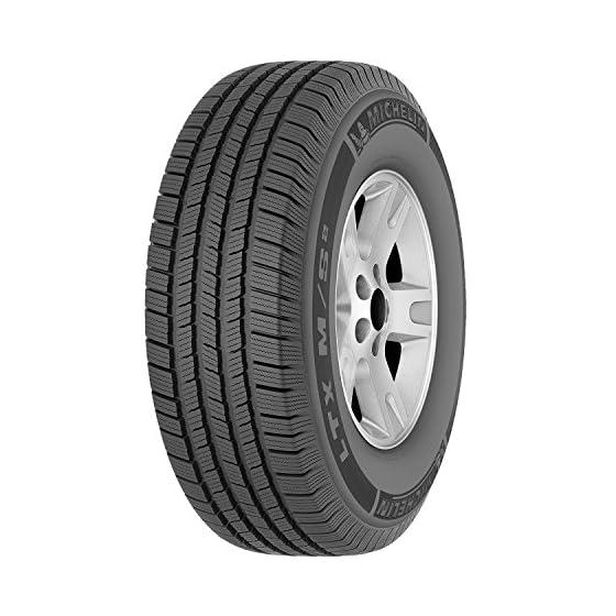 Michelin 54043 LTX M/S2 All-Season Radial Tire – LT245/75R17 121R