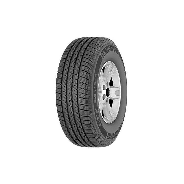 Michelin LTX M/S2 All-Season Radial Tire – LT245/75R17 121R