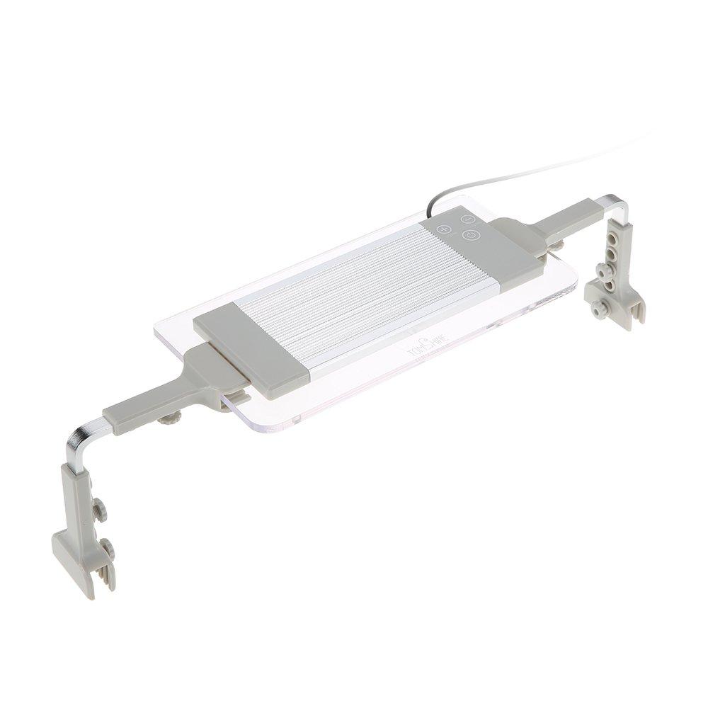 Tomshine RGBW LED Touch Control Acuario Luz SMD2835 Ultra Delgada Potencia Total 5W para el Tanque: Amazon.es: Iluminación