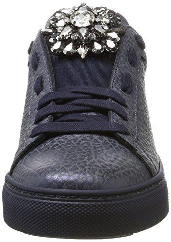 Blu da Scarpe Sneaker Basse Donna Ginnastica Stokton 4TYOw6
