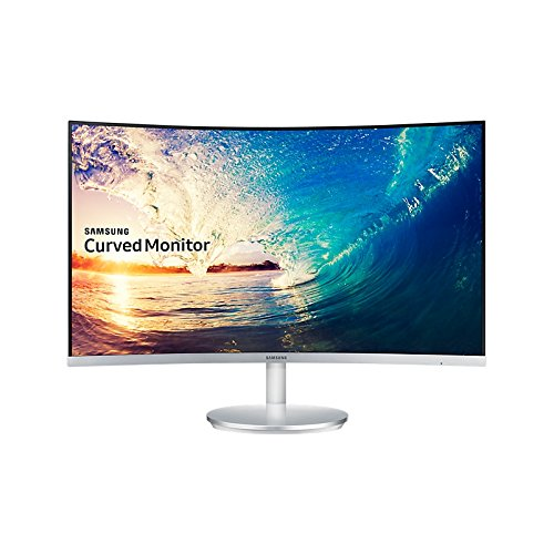 Samsung Monitor C27F591 FULL HD 27´´ LED Curvo Branco