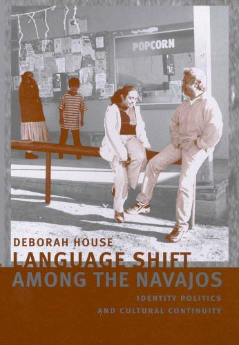 Language Shift among the Navajos: Identity Politics and Cultural Continuity by Brand: University of Arizona Press