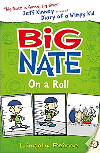 Image result for big nate on a roll