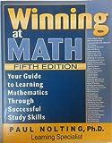 Winning at Math 9780940287396
