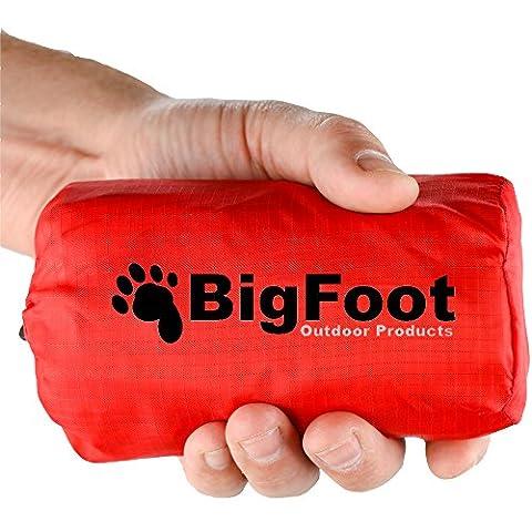 NEW (2 Pack) Bigfoot Outdoor