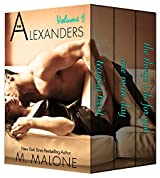 The Alexanders Volume 1: Contemporary Romance Bundle (Teasing Trent, One More Day, The Things I Do for You) (The Alexanders Bundle) (English Edition)