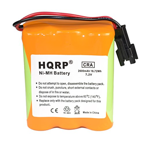 HQRP Super Extended 2600mAh Battery for Tivoli PAL iPAL Radio Audio Battery Pack MA-1 MA-2 MA-3 Replacement