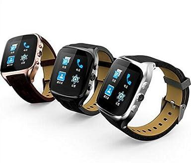 x01s Smart reloj teléfono 1.54 pulgadas Android 4.4 512 MB + 4GB ...