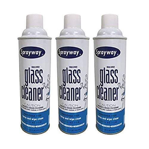 Sprayway 707 Glass Cleaner (Pack of 3)