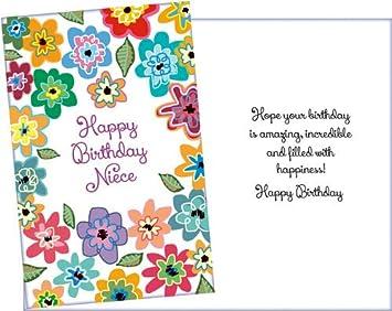 Amazon.com: Tarjeta de felicitación de cumpleaños para ...