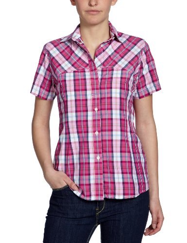 SALEWA Sira Dry Am, Camisa de manga corta, mujer rosa