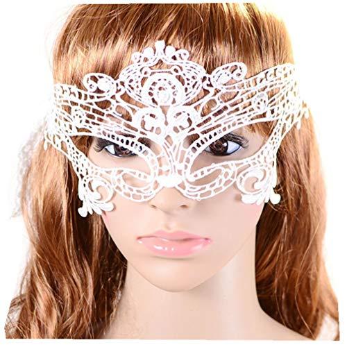 Women Men Sexy Elegant Eye Face Mask Masquerade Ball Carnival Fancy Party Mask -