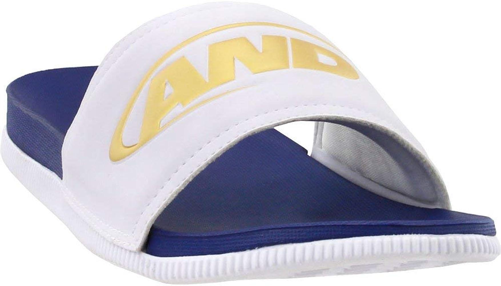 267cb1e2e13a5 Men's Haven Basketball Shoe White/Pale Gold/True Navy 12 M US