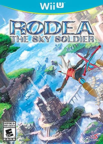 Rodea the Sky Soldier - Wii U (Gears Of War Mission)