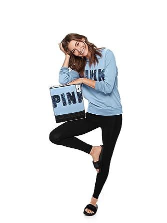 VS PINK Victoriau0027s Secret Pink New! Perfect Pullover u0026 Logo Elastic Legging Gift Set at Amazon Womenu0027s Clothing store  sc 1 st  Amazon.com & VS PINK Victoriau0027s Secret Pink New! Perfect Pullover u0026 Logo Elastic ...