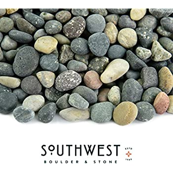 Mexican Beach Pebbles   Smooth Unpolished Stones   100% Natural Organic  Pebbles Hand Picked