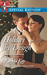 Holiday by Design (The Hunt for Cinderella Book 9)