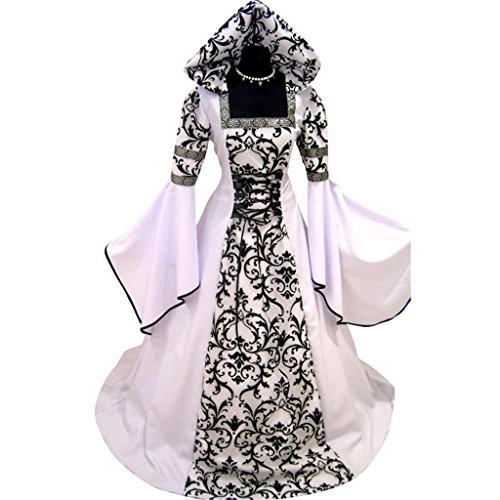 Medieval Victorian Renaissance Gothic Cosplay Dresses