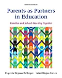 Parents as Partners in Education with Enhanced Pearson eText, Loose-Leaf Version with Video Analysis Tool -- Access Card Package (9th Edition)