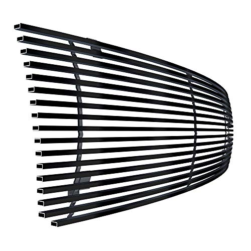eGrille Fits 1992-96 Ford Bronco/F-150/F-250/F-350 Stainless Black Billet Grille