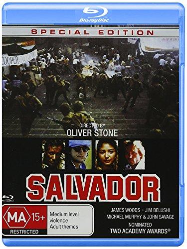Salvador: Special Edition (Salvador Blu Ray)