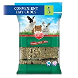 Kaytee Timothy Hay Blend Cubes 1 pound: more info