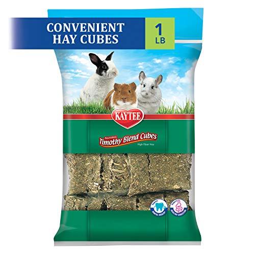 Kaytee Timothy Hay Blend Cubes 1 pound