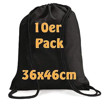 Moderno Turn 10 bolsas Mochila Bolsa de tela de algodón con ...