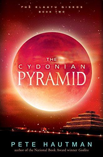 The Cydonian Pyramid (Klaatu Diskos)