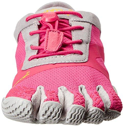 Zapatillas De Entrenamiento Kso Evo Cross Vibro Mujeres Rosa / Gris