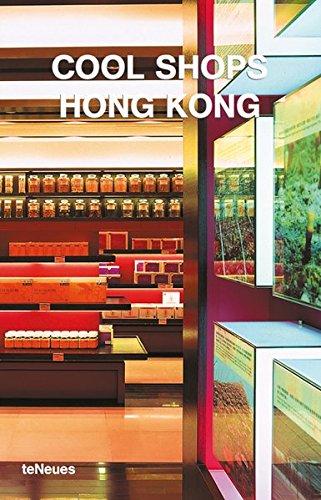 Cool Shops Hong Kong by teNeues