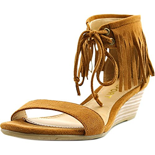 Report Women's, Mazama Fringe Sandal TAN 11 M ()