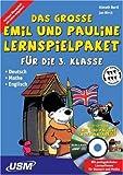 Emil & Pauline - Lernspielpaket 3. Kl.