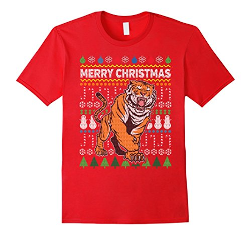 Men's Tiger Wildlife Series