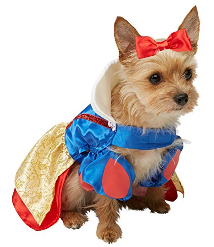 Rubie´s Snow Dog Fancy Dress Disney Princess Pet Puppy Animal Costume Small