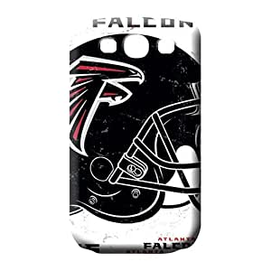 samsung galaxy s3 case cover dirt-proof skin phone carrying covers atlanta falcons nfl football
