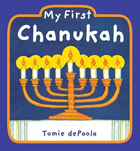 My First Chanukah - Chanukah Book