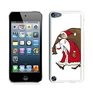 Personalized Design Santa Claus White iPod Touch 5 Case 21