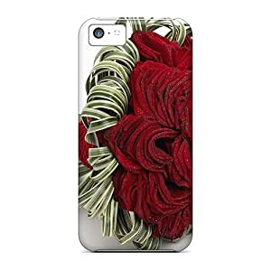 XiFu*MeiIdeal DustinHVance Case Cover For Iphone 5c(a Bunch Of Rose), Protective Stylish CaseXiFu*Mei