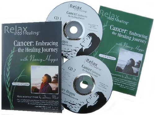Award Winning Cd (CANCER: Guided Imagery, Deep Relaxation, Affirmations and More, From Diagnosis thru Post-Treatment (2.5 hours Award-Winning Double CD/Booklet) (Relax Into Healing Series))