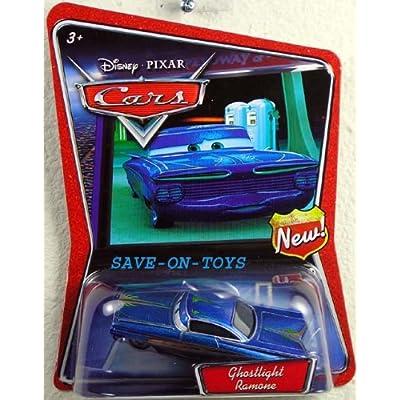 Disney Pixar Cars Ghostlight Ramone: Toys & Games