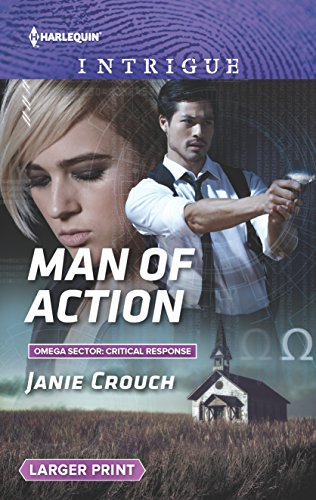 book cover of Man of Action